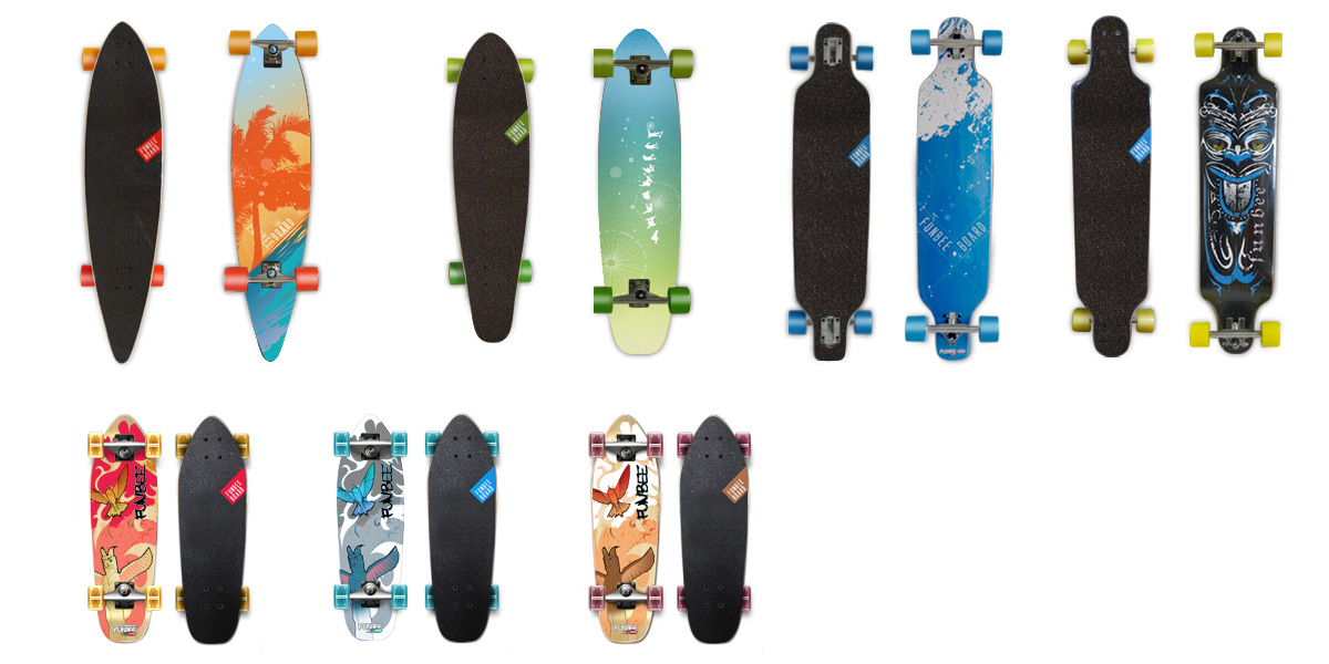 Pintail-Dropthrough-cruiser-dropdeck-longboard-design-dessin-skate